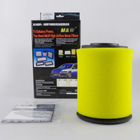 audi air filters - case for Audi case for A6L MW special stainless steel high flow style air filter grid