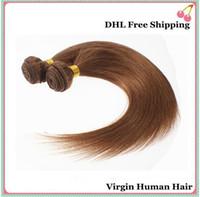 Venta al por mayor - armadura barata brasileña de las extensiones del pelo de la reina de la armadura brasileña del pelo humano de la Virgen del pelo de 12