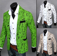 blazer jacket men - New arrival suit classic fashion blazer men suits for men man jacket men suit men blazer high quality print color apparel