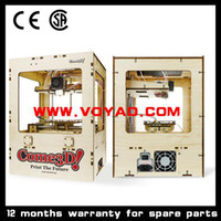 Wholesale NEW desktop D Printer steel structure mm building area open source ABS PLA extrusion kg ABS free