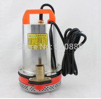 Wholesale DC V water pump Submersible Fountain for watering flower washing car