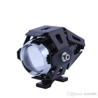 Wholesale 2014 New W LM V V Transformers Motorcycle U5 CREE LED IP68 Fog Headlamp Light Hot