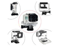 gopro accessories - Hot Sale Gopro Sport Camera Accessories M Waterproof Underwater Protective Housing Shell Case Diving Protector for GoPro Hero