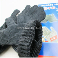 Wholesale New arrival working Protective Gloves Cut resistant Anti Abrasion Safety Gloves Cut Resistant Level