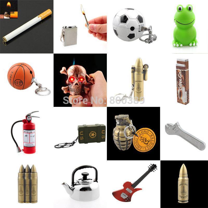 Refillable Cigarette Lighter Cigarette Lighter Key