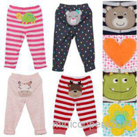 Wholesale Cotton Baby Pant Autumn Busha PP Pants Baby Leggings PP Warmer Pant Kids Pants