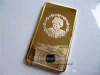 bar one clothing - Queen B One Troy Ounce K Gold Clad Queen Elizabeth II Diamond Jubilee UK Queen Bar