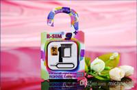 Wholesale Original RSIM R SIM R SIM R SIM PLUS nano cloud EXtreme MM Thin Unlock Card For Iphone S C S IOS x IOS x
