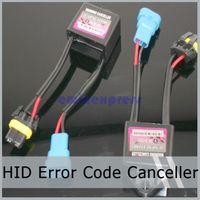 al por mayor faros hid en venta-10X venta caliente HID Código de error Warning cancelador Faro de capacidad para Kit Xenon Plug / Play Envío Gratis
