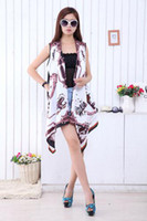 Wholesale 2014 fashion large size scarf women High quality chiffon material Outdoor sports multi function shawl Vest scarf color free