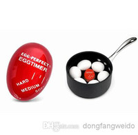 Wholesale New Colour Changing Egg Timer Perfect Boiled Eggs hight quality original drop shipping