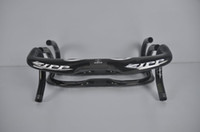 Wholesale Zipp Full carbon fiber road bicycle handlebar cycling bike parts handlebars cm Short shallow