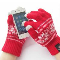 Cheap Finger Gloves glove Best Acrylic Man touch glove
