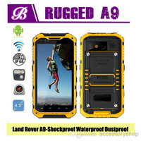 waterproof camera - Rugged A9 IP68 G Quad Core Smartphone Waterproof Gorilla Glass quot Android Dual SIM Standby IPS MTK6589 Camera GPS NFC OTG