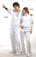 10 sets lot Lower price Fashion mens womens tracksuits sport...