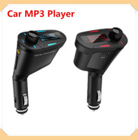 Wholesale Car MP3 Player Wireless FM Transmitter With USB SD MMC Slot H157 LCD