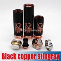 DHL free !!! Black Stingray Mod Copper Black Clone Mechanica...