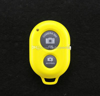 Wholesale Dropship Bluetooth Remote photo Camera Control Wireless Self timer Shutter for iPhone6 Iphone s Galaxy s6 edgae