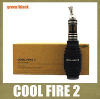 Cheap Original Innokin Cool Fire2 Starter Kit Innokin Coolfire 2 Variable Wattage Starter Kit With Iclear 30B Cleatomizer AT104