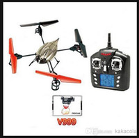 aerial basket - WLtoys V999 Axis CH RC Quadcopter With Hook Basket RTF G