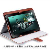 Wholesale NEW cheap quot Android Tablet PC quad core GHz G phone WiFi Camera Capacitive screen GB RAM G free shiping