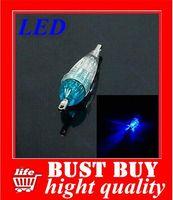 5 шт светодиодный мини глубокое падение подводной рыбалки Squid приманки приманки свет синий мигающий Высокое качество заводских поставок