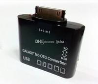 5 in 1 USB Camera Connection Kit kits TF SD Card Reader Adap...