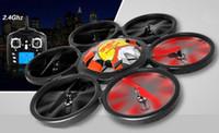 Wholesale WLtoys V323 CH Axis Gyro RC Quadcopter RTF CHz