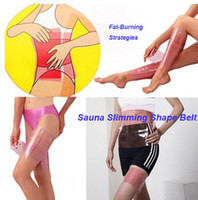 slimming shape up - Sauna Slimming Shape Leg Thigh Massage Fitness Shape up Sauna Belt