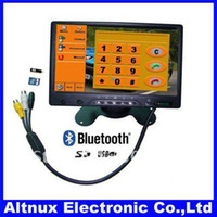 """Cheap car Full touch screen 7"""" stand-alone TFT Monitor Multimedia Player with bluetooth MP5 ST97"""