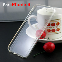 Transparent Clear Soft TPU Cover Case Skin for Apple iPhone ...