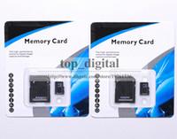 Wholesale GB non brand Class Micro SD card microSDXC GB Micro SDXC microSD micro SDHC Card with Adapter