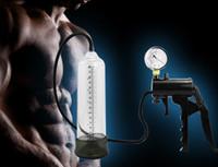penis pump gauge - Penis Enlargement pump Advanced Penis Enlarger Pump with a Hand Grip Pump and Vacuum Gauge to Give You Maximum Control