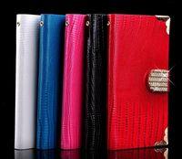 Cheap Rhinestones case Best Flip leather case