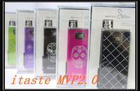 Cheap High Quality Innokin iTaste MVP 2.0 Shine Edition full kit with warovski diamond iclear 16B Atomizer Clearomizer 2600mAh Battery