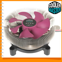 Wholesale 5pcs Cooler Master Multi platform Silence Computer CPU Radiator CPU Heatsink Fan Cooler for Intel LGA775 AMD