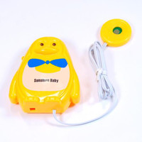 Cheap Special baby products sleeping monitors wet diapers music induction alarm equipment wholesale free shipping
