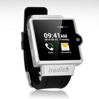 Iradish I6 I6S 1. 54Inch 3G Android 4. 0 Smart Watch Phone MTK...