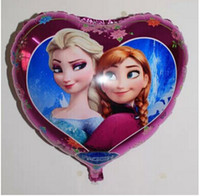 balloons birthday - 3 styles new Frozen Olaf Elsa Anna Party Foil Helium Balloon Birthday Party Wedding Decoration Supplies Kids Gift Toy frozenc368