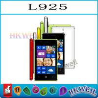 Wholesale Windows Menu Android Smartphone L925 Single Core GHZ G RAM Screen GSM Unlocked Phone S0932 WEIL