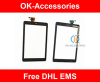 Wholesale 10PCS New Touch Panel Screen Digtizer Assembly Original quality For Dell Venue Pro Free DHL EMS