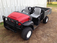 Wholesale 2009 Toro Workman MDE electric V utility vehicle off road golf cart ATV
