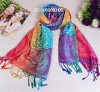 Wholesale 2014 Autumn Infinity Scarfs Fashion Accessories Women Ladies Girls Scarves Winter Pashmina Scarf Shawl Leopard Warm Scar