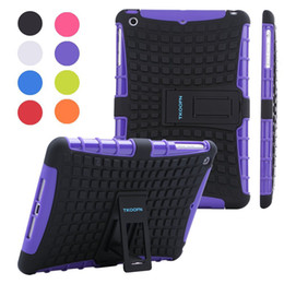 Wholesale Factory Tablet PC Cases Cover For Apple iPad Mini with Retina Display Shockproof Defender Case Cover PT320X