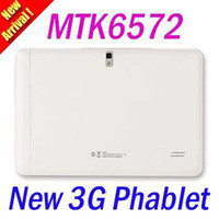 10.1 tablet pc - Newest Dual SIM Quad core G Tablet PC inch MTK6572 tablet pc Tablet PC GB RAM GB Phablet