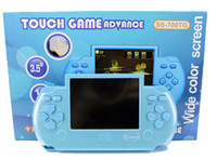Wholesale 3 Inch MOGIS M700 Android Game Players Games Li Battery TV OUT Shock proof Box For Kids hk88
