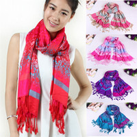 Wholesale Autumn Infinity Scarfs Fashion Accessories Women Girls Scarves Long Shawl Wraps Winter Pashmina Scarf Warm Scarf A14