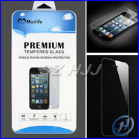 Screen Protector For iphone 4 4S 5 5S 5C Tempered Glass Film...