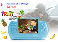 Wholesale 3 Inch MOGIS M700 Android Game Players Games Li Battery TV OUT Shock proof Box For Kids Drop Free Shippiing