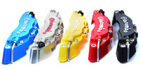 Wholesale Car Front Rear D Disc Brembo Brake Caliper Cover with Universal Kit Colors